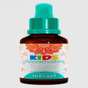 FLORAL THERAPI KIDS HIPERATIVIDADE 30ML