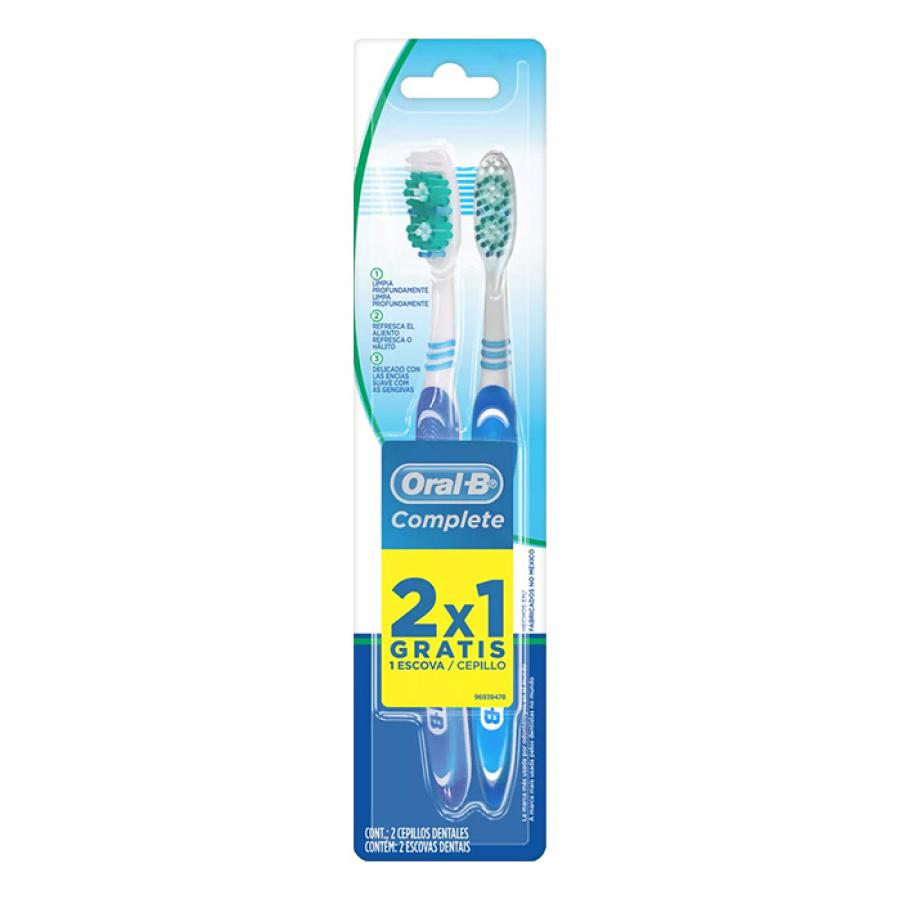 Escova Dental Oral B 40 Complete LV2PG1