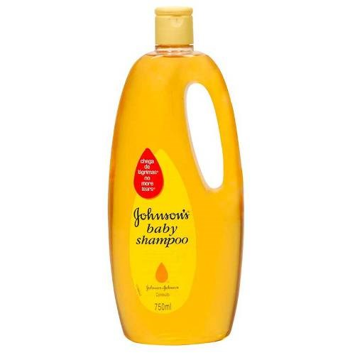 Shampoo Infantil Johnsons & Johnsons 750ml