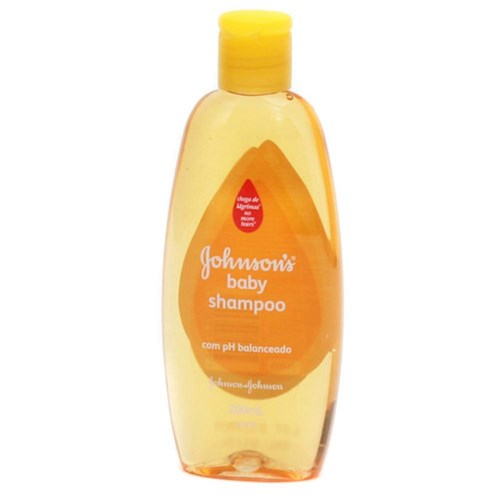 Shampoo Infantil Johnsons e Johnsons Regular 200ml