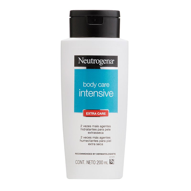 Loção Hidratante Neutrogena Body Care Extra Seca 200ml
