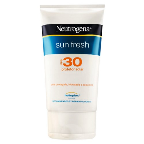 Protetor Solar Neutrogena Sun Fresh FPS30 120ml