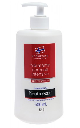 Hidratante Corporal Neutrogena Norwegian 500ml