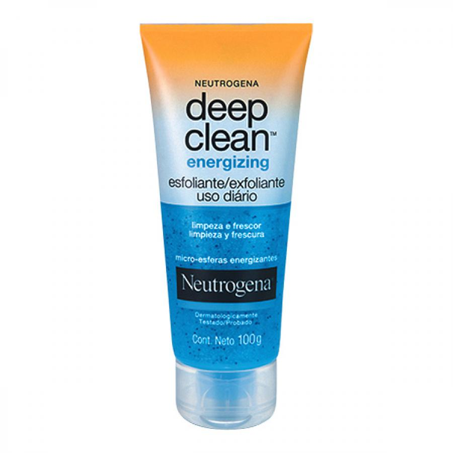 Esfoliante Neutrogena Deep Clean Energizing 100g