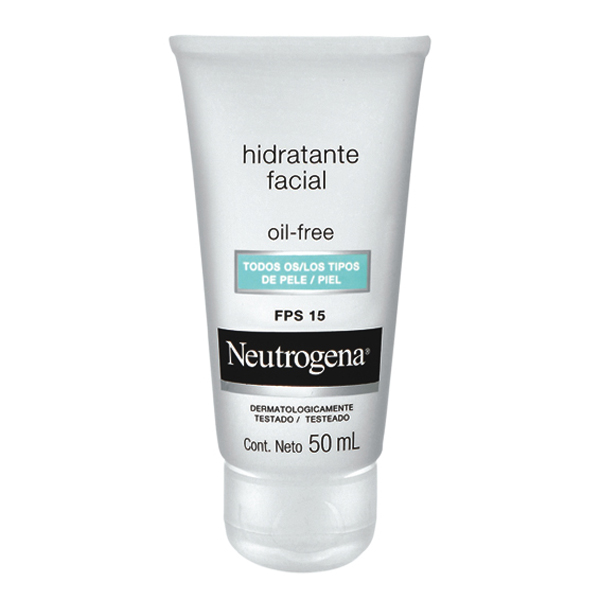 NEUTROGENA HIDRATANTE FACIAL OIL  FREE FP15 50ML