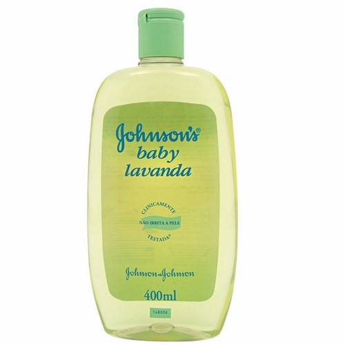 Loçao Hidratante Johnsons Baby Lavanda 400ml
