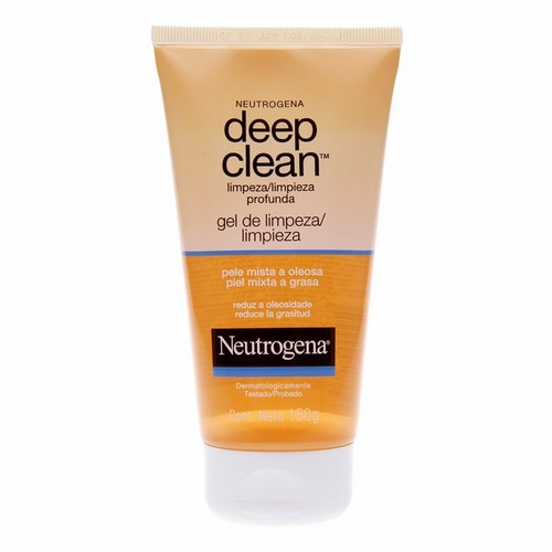 Sabonete Facial Neutrogena Deep Clean Grap 150ml