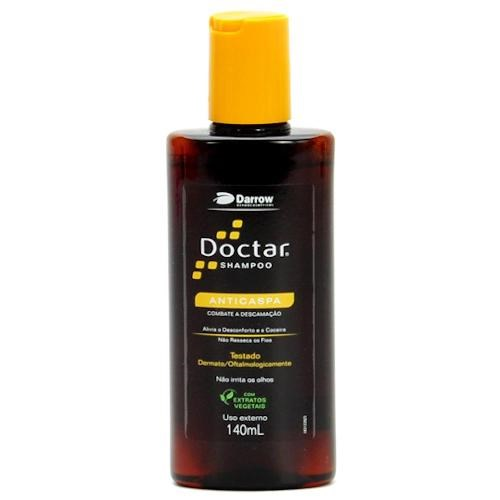Doctar Shampoo Anticaspa 140ml