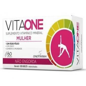 VITAONE MULHER 60 COMPRIMIDOS