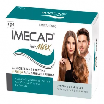 IMECAP HAIR MAX 30''S