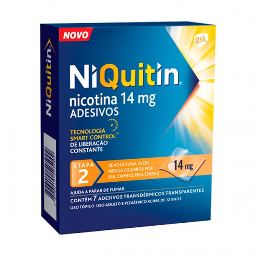 Niquitin 14mg 7'S Ades Transp