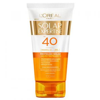 Protetor Solar Expertise Supreme FPS40 Repelente 120ml
