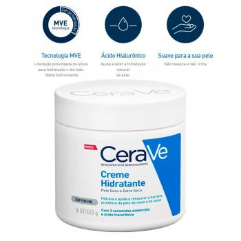 CERAVE CR HIDRATANTE 454ML